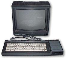 Amstrad CPC 6128 - Source Wikipedia.fr