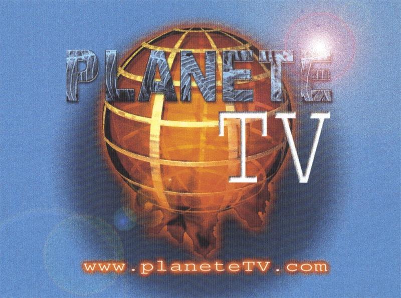 Logo de la plateforme Planete TV